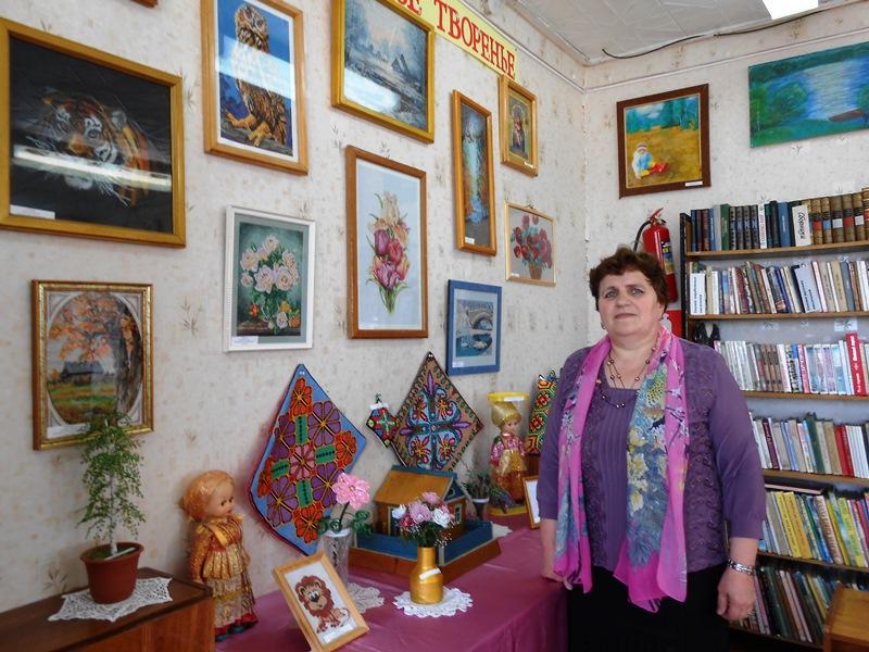 Выставка народных умельцев
